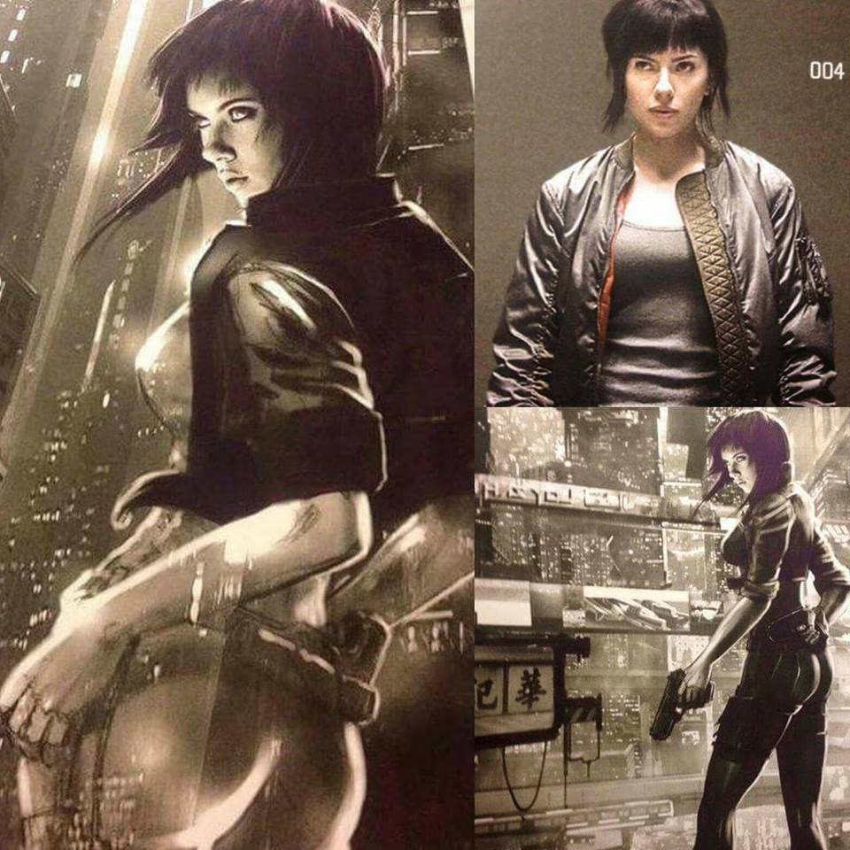 Trailer 2 For Live Action Ghost In The Shell Starring Scarlett Johansson Update Extended Clip M A A C