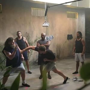 Kickboxer-2-Movie-Set