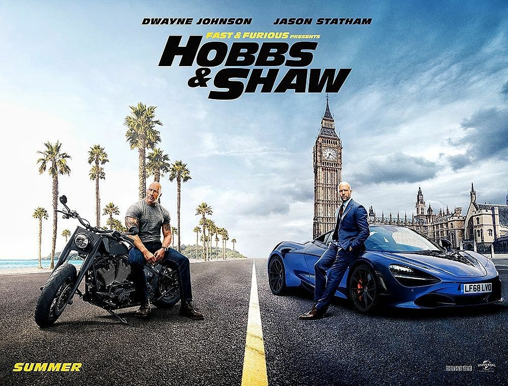 Dwayne The Rock Johnson Jason Statham Stars In Fast Furious Spin Off Hobbs Shaw Update Final Trailer M A A C