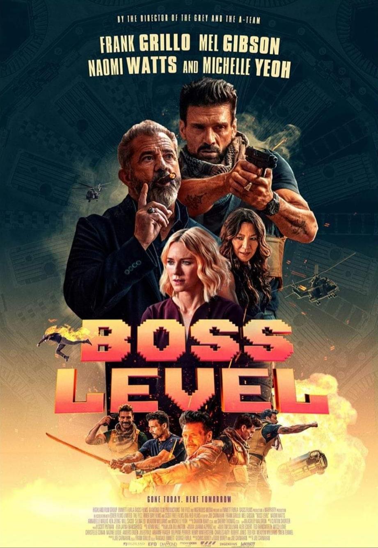 OnlineHD Boss Level Online Teljes Film Magyar