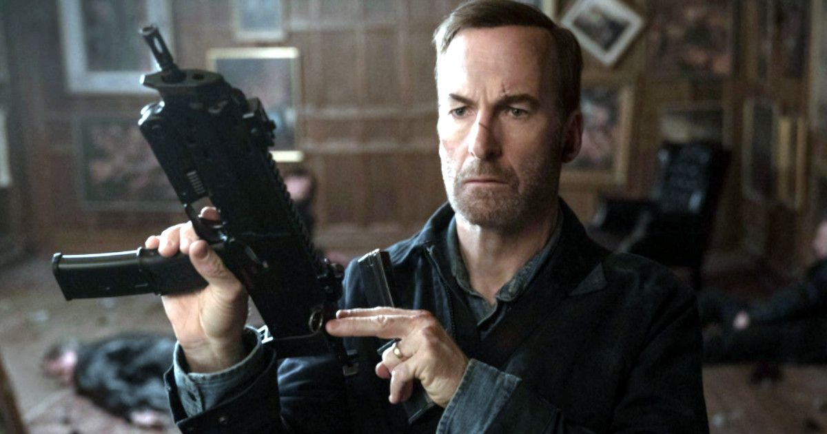 """MOVIE REVIEW - Nobody features one of the stars of the """"Breaking Bad"""" series, Bob Odenkirk."""